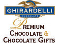 Ghirardelli Chocolate Organza Favors